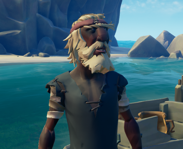 Wild Henry - Sea of Thieves Wiki