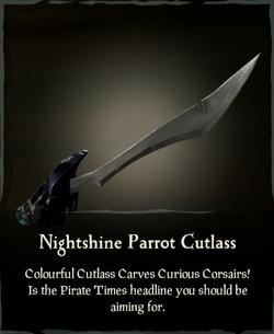 Nightshine Parrot Cutlass.png