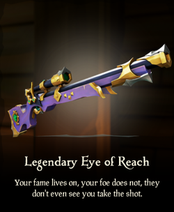 Legendary Eye of Reach - Sea of Thieves Wiki