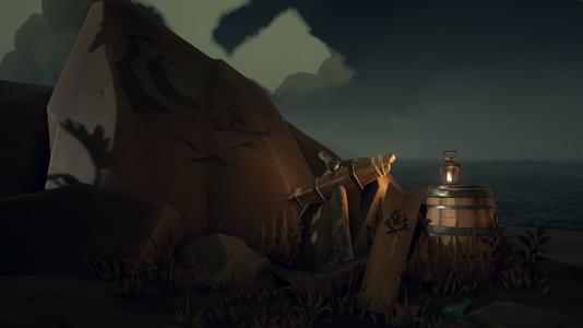 Kraken Slayer's Grave