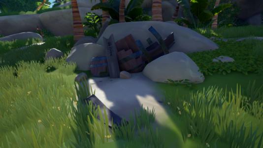 Barrel Maker's Grave