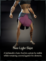 Noir Light Skirt.png