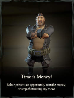 Time is Money! Emote.png