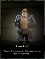 Crow Call Emote.png