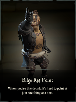 Bilge Rat Point Emote.png