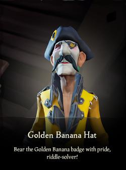 Golden Banana Hat.png