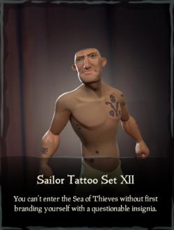 Sailor Tattoo Set XII.png