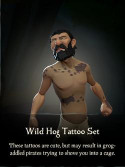 Wild Hog Tattoo Set.png