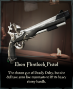 Ebon Flintlock Pistol.png
