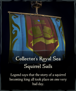 Collector's Royal Sea Squirrel Sails.png