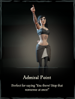 Admiral Point Emote.png