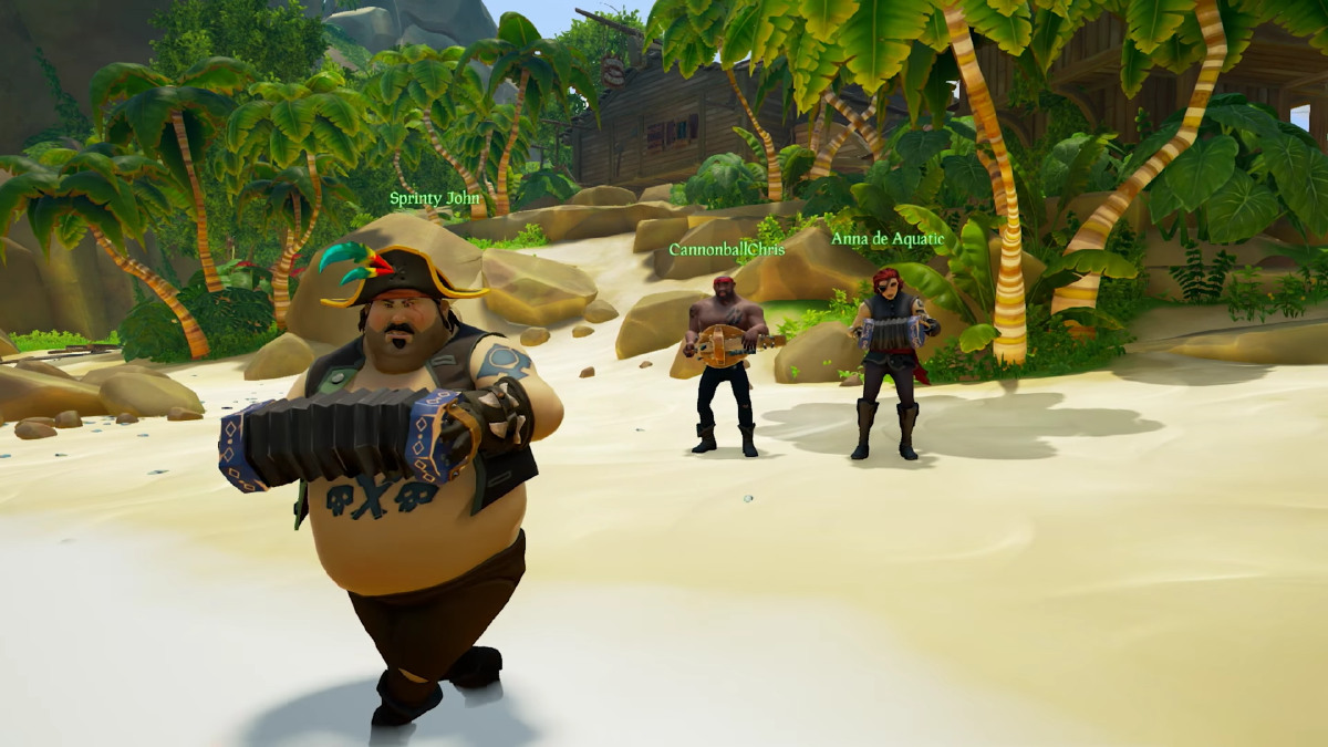 Instruments - Sea of Thieves Wiki