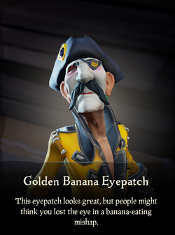 Golden Banana Eyepatch.png