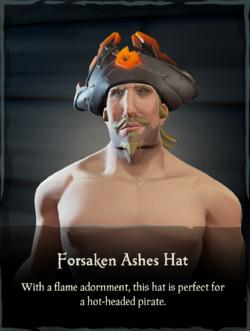 Forsaken Ashes Hat.png