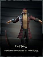 I'm Flying! Emote.png