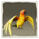 Flame Feather Macaw inv.png