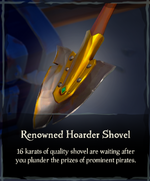 Renowned Hoarder Shovel.png