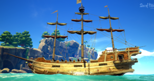 Ships - Sea of Thieves Wiki