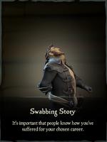 Swabbing Story Emote.png