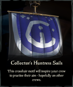 Collector's Huntress Sails.png