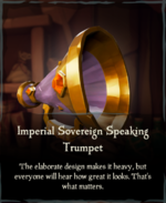 Imperial Sovereign Speaking Trumpet.png