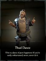 Thud Dance Emote.png