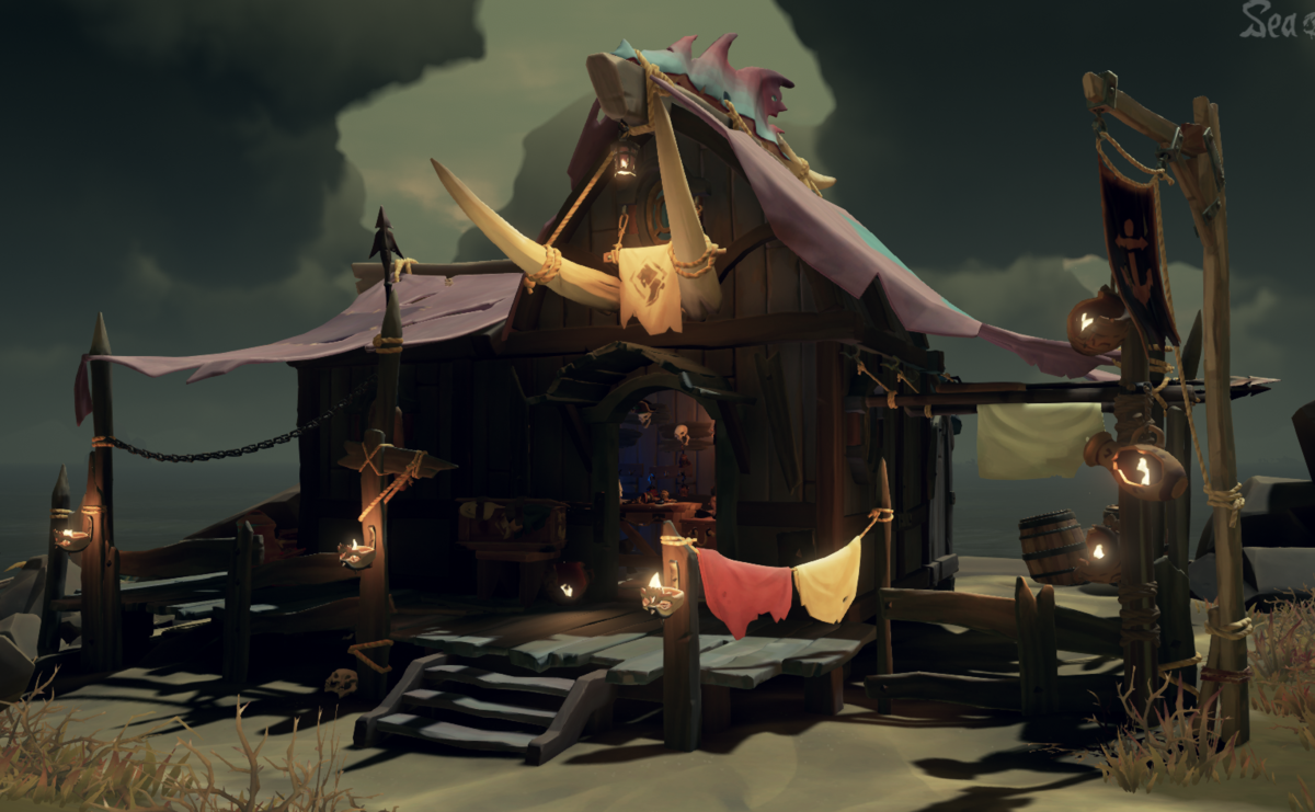 e092f95bc57 General Clothing Shop - Sea of Thieves Wiki
