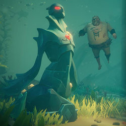 The Sunken Curse - Sea of Thieves Wiki