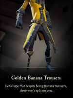 Golden Banana Trousers.png