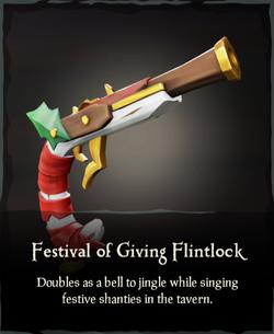 Festival of Giving Flintlock.png