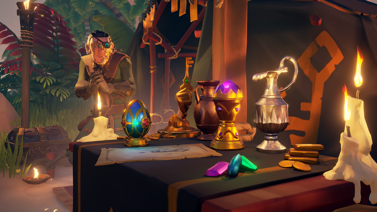 Gold Hoarders - Sea of Thieves Wiki