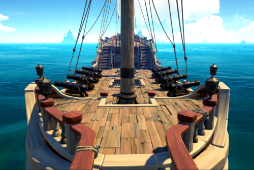 Galleon Sea Of Thieves Wiki