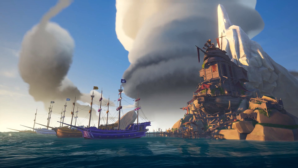 The Glorious Sea Dog Tavern - Sea of Thieves Wiki
