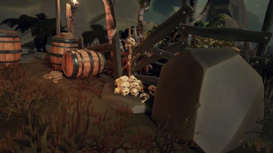 The Skull Pile