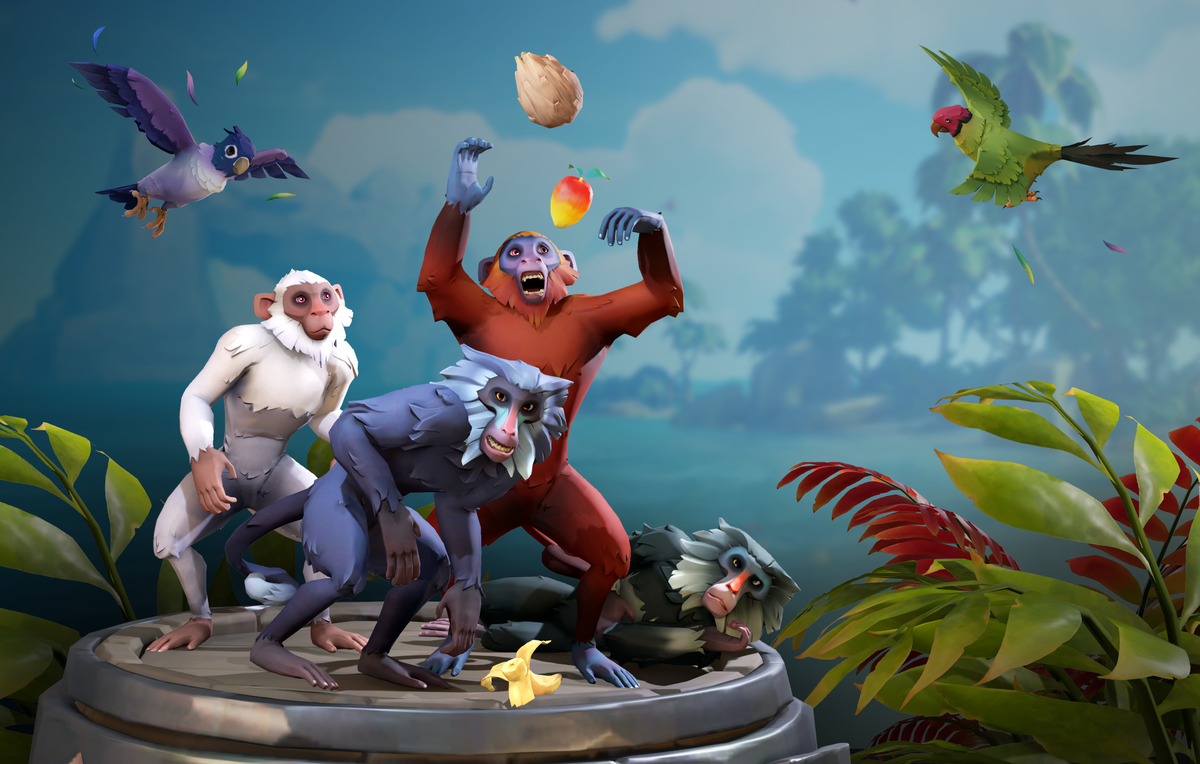 Pets Sea Of Thieves Wiki