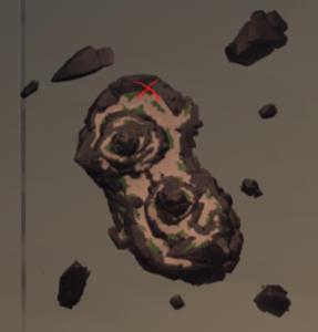 Kraken Slayer's Grave on the map