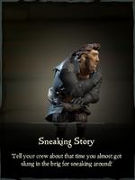 Sneaking Story Emote.png