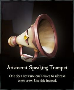 Aristocrat Speaking Trumpet.png