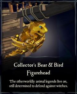 Collector's Bear & Bird Figurehead.png