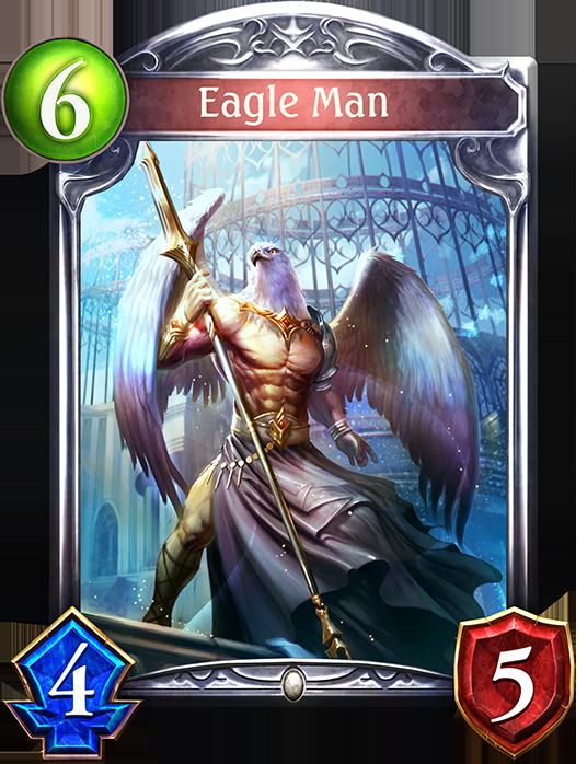 eagle man