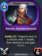 Narciso, Sarcone Assassin.png