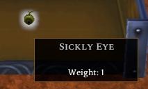 Sickly Eye