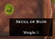 Skull of Ruin