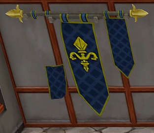 Ornate Banner