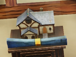 Tudor House Birch Blueprint