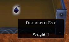 Decrepid Eye
