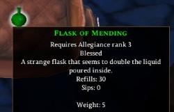 Flask of Mending
