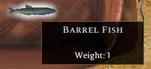 Barrel Fish