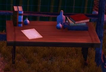 Inscription Table
