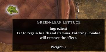 Green-leaf Lettuce